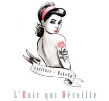 L'hair qui décoiffe - Coiffure et make-up